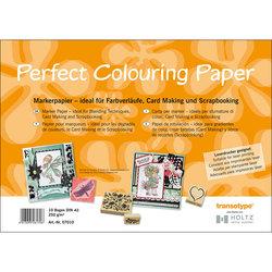 Transotype Marker Kağıdı 250g 50 Yaprak - Thumbnail