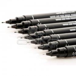 Uni - Uni Pin Fine Line Teknik Çizim Kalemi (1)