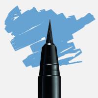 Uni Posca Fırça Uçlu Marker PCF-350 Açık Mavi - Açık Mavi