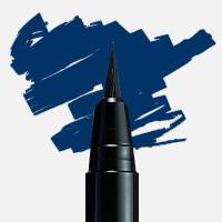 Posca - Uni Posca Fırça Uçlu Marker PCF-350 Mavi