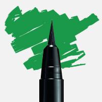 Uni Posca Fırça Uçlu Marker PCF-350 Yeşil - Yeşil