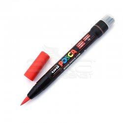 Uni Posca Marker Fırça Uçlu PCF-350 - Thumbnail