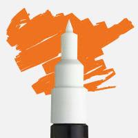 Uni Posca Marker PC-1M 0.7mm Orange