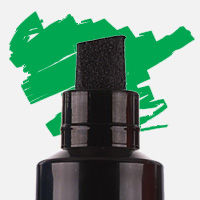 Uni Posca Marker PC-8K 8.0mm Green - Green