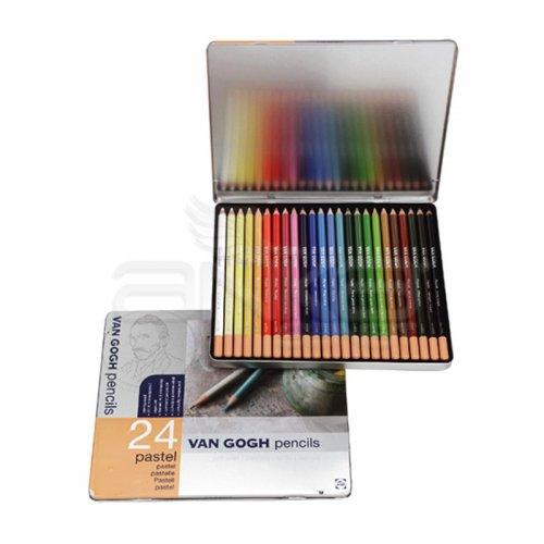 Van Gogh Kalem Pastel Takımı 24lü