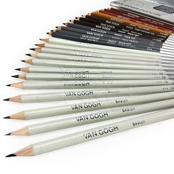 Van Gogh Sketch Pencils 24lü Set - Thumbnail