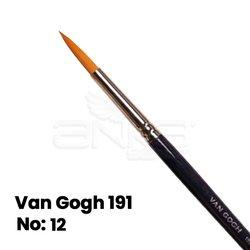 Van Gogh Sulu Boya Fırçası Yuvarlak Uçlu Seri 191 - Thumbnail