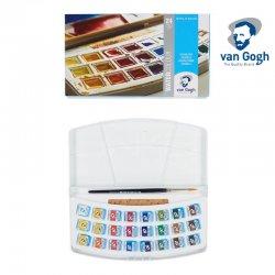 Van Gogh - Van Gogh Sulu Boya Seti 24 Renk 1/2 Tablet