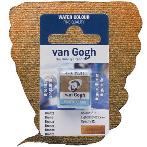 Van Gogh Tablet Sulu Boya Yedek Bronze 811 - 811 Bronze