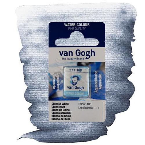 Van Gogh Tablet Sulu Boya Yedek Chinese White 108 - 108 Chinese White