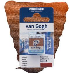 Van Gogh - Van Gogh Tablet Sulu Boya Yedek Copper 805