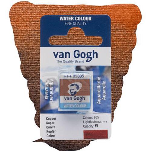 Van Gogh Tablet Sulu Boya Yedek Copper 805 - 805 Copper