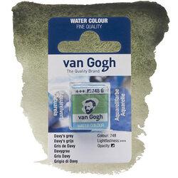 Van Gogh - Van Gogh Tablet Sulu Boya Yedek Davys Grey 748