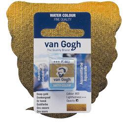 Van Gogh - Van Gogh Tablet Sulu Boya Yedek Deep Gold 803