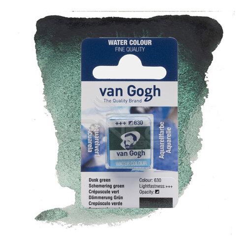 Van Gogh Tablet Sulu Boya Yedek Dusk Green 630 - 630 Dusk Green