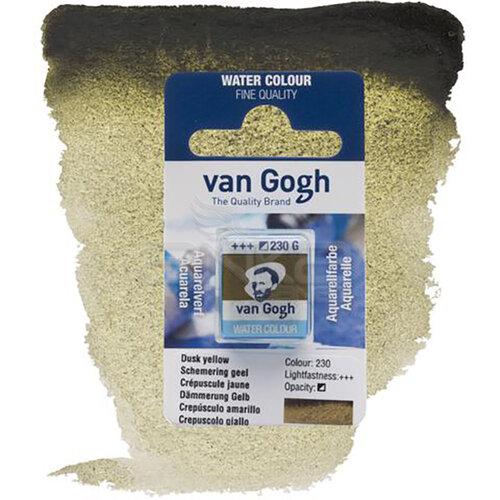 Van Gogh Tablet Sulu Boya Yedek Dusk Yellow 230 - 230 Dusk Yellow