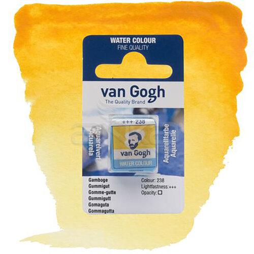 Van Gogh Tablet Sulu Boya Yedek Gamboge 238 - 238 Gamboge