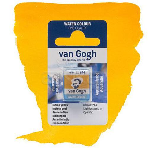 Van Gogh Tablet Sulu Boya Yedek İndian Yellow 244 - 244 İndian Yellow