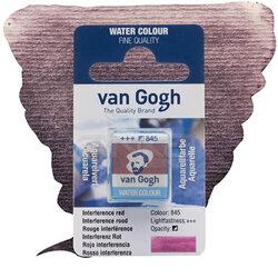 Van Gogh - Van Gogh Tablet Sulu Boya Yedek İnterference Red 845