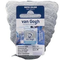 Van Gogh - Van Gogh Tablet Sulu Boya Yedek İnterference White 843