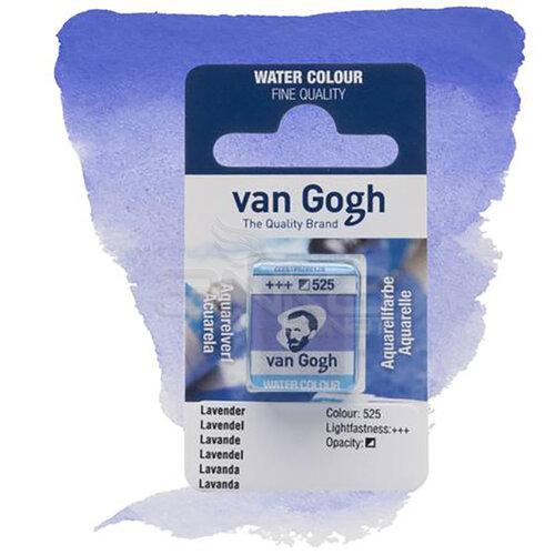 Van Gogh Tablet Sulu Boya Yedek Lavender 525 - 525 Lavender