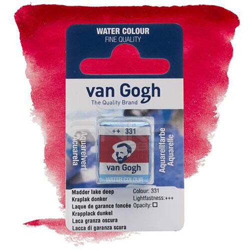 Van Gogh Tablet Sulu Boya Yedek Madder Lake D 331 - 331 Madder Lake D