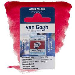 Van Gogh - Van Gogh Tablet Sulu Boya Yedek Madder Lake D 331
