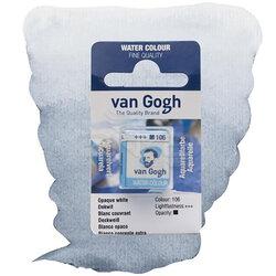 Van Gogh - Van Gogh Tablet Sulu Boya Yedek Opaque White 106