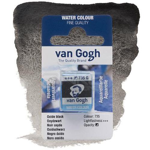 Van Gogh Tablet Sulu Boya Yedek Oxide Black 735