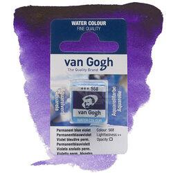 Van Gogh - Van Gogh Tablet Sulu Boya Yedek Perm Blue Violet 568