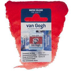 Van Gogh - Van Gogh Tablet Sulu Boya Yedek Permanent Red D 371
