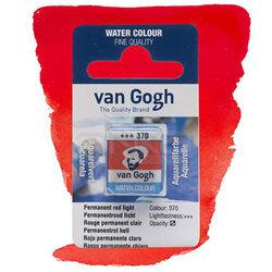 Van Gogh - Van Gogh Tablet Sulu Boya Yedek Permanent Red L 370