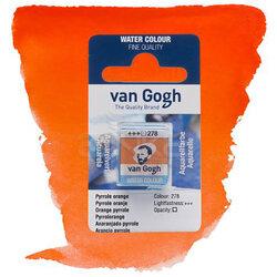 Van Gogh - Van Gogh Tablet Sulu Boya Yedek Pyrrole Orange 278