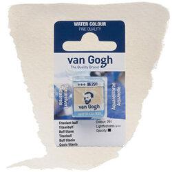 Van Gogh - Van Gogh Tablet Sulu Boya Yedek Titanium Buff 291