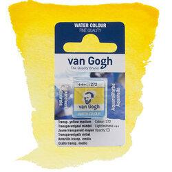 Van Gogh - Van Gogh Tablet Sulu Boya Yedek Transp Yellow Medlum 272