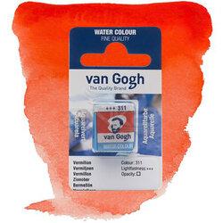 Van Gogh - Van Gogh Tablet Sulu Boya Yedek Vermilion 311