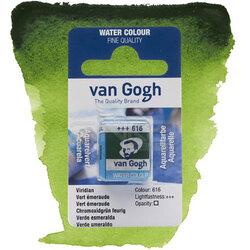 Van Gogh - Van Gogh Tablet Sulu Boya Yedek Viridian 616