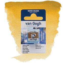 Van Gogh - Van Gogh Tablet Sulu Boya Yedek Yellow Ochre 227