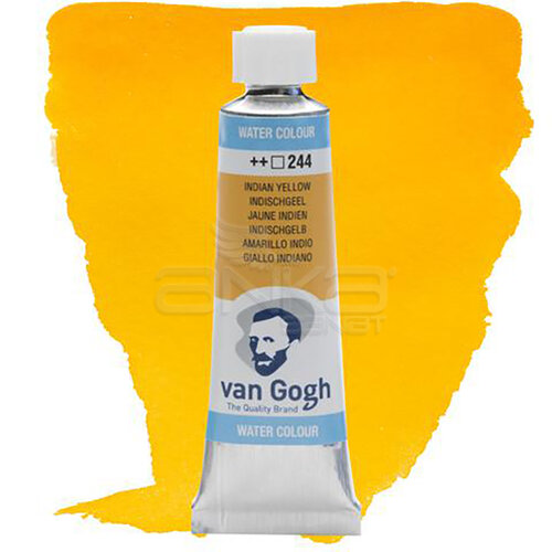 Van Gogh Tüp Sulu Boya 10ml İndian Yellow 244