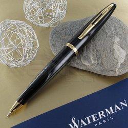 Waterman - Waterman Caren GT Roller Kalem Siyah S0700360 (1)