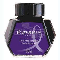 Waterman - Waterman Dolma Kalem Mürekkebi Tender Purple Ink 50ml