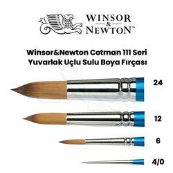 Winsor&Newton - Winsor&Newton 111 Seri Cotman Sulu Boya Fırçası