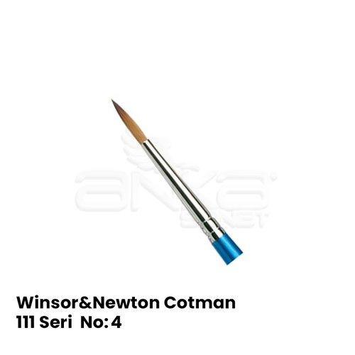 Winsor&Newton 111 Seri Cotman Sulu Boya Fırçası
