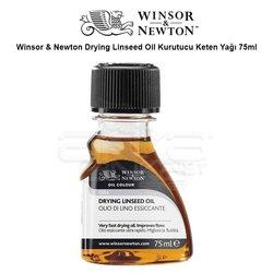 Winsor&Newton - Winsor & Newton Drying Linseed Oil Kurutucu Keten Yağı 75ml