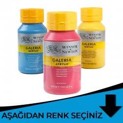 Galeria - Winsor&Newton Galeria Akrilik Boya 500ml Mavi Tonlar