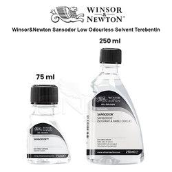 Winsor&Newton - Winsor&Newton Sansodor Low Odourless Solvent Terebentin