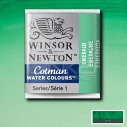 Winsor&Newton - Winsor & Newton Tablet Sulu Boya No:235 Emerald