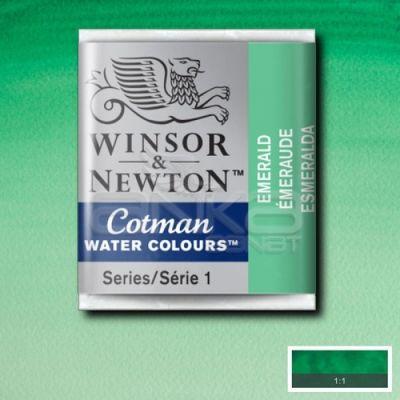 Winsor & Newton Tablet Sulu Boya No:235 Emerald - 235 Emerald