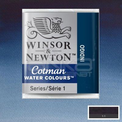 Winsor & Newton Tablet Sulu Boya No:322 Indigo - 322 Indigo