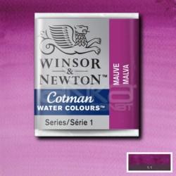 Winsor&Newton - Winsor & Newton Tablet Sulu Boya No:398 Mauve